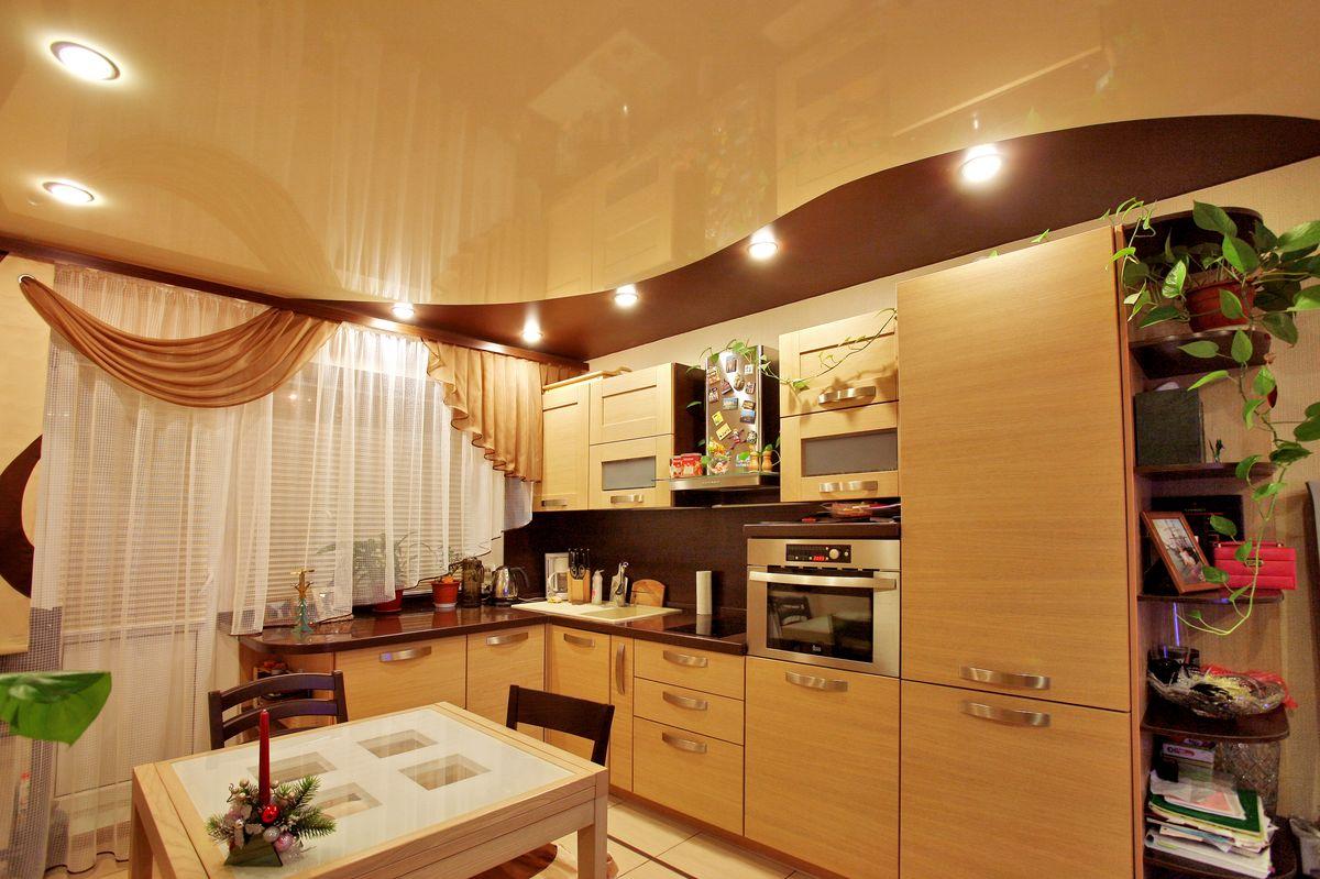 Как сделать потолок на кухне отзывы 194