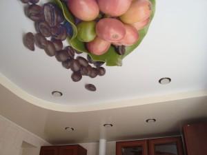 Сатиновый натяжной потолок производства Бельгия от компании Арт-Стандарт в Саратове
