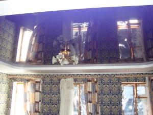 Фотогаллерея многоуровневых натяжных потолков от компании Арт-Стандарт