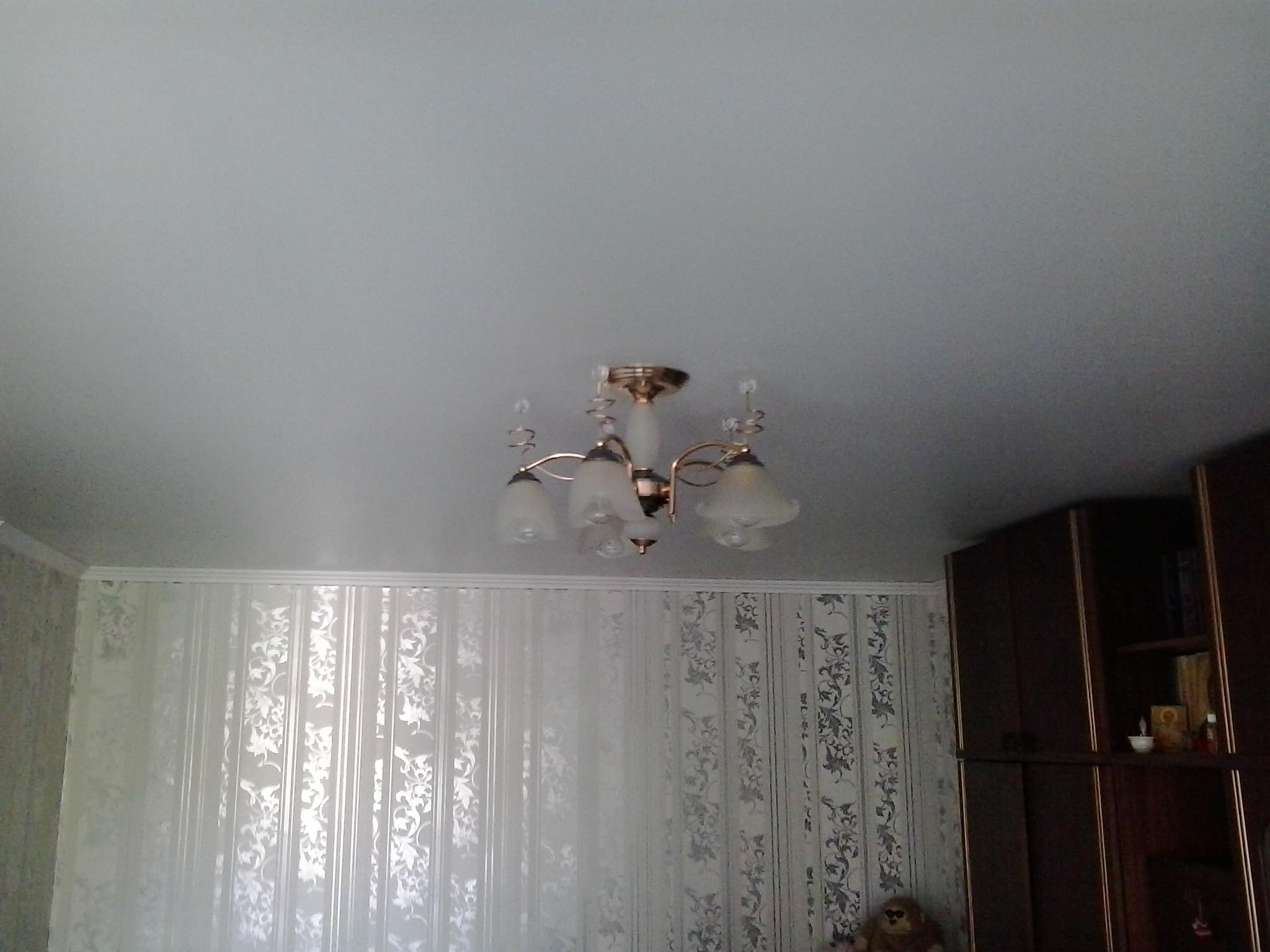 Матовый потолок саратов