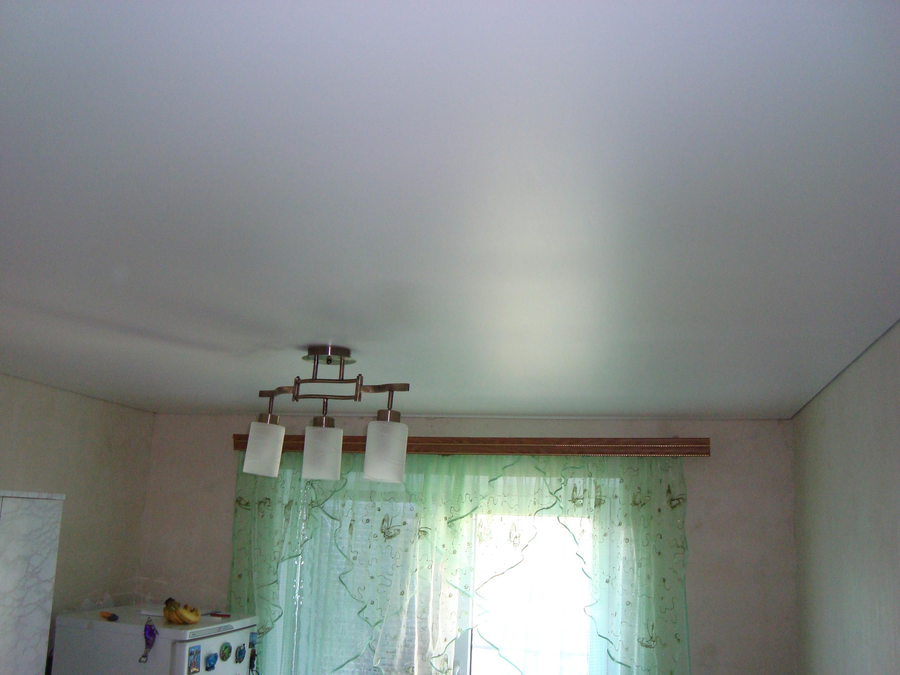 Матовый натяжной потолок Саратов