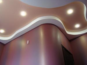 Многоуровневый потолок1